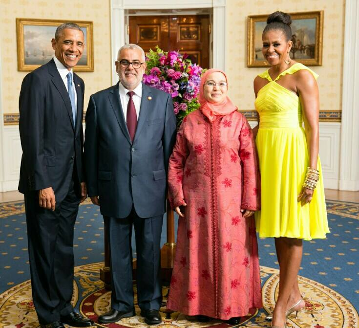 Benkirane and Obama